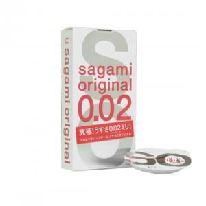 bao cao su, Bao Cao Su Siêu Mỏng Sagami 0.02