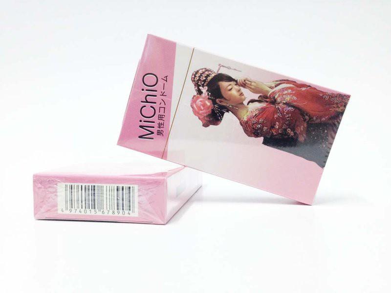 Bao cao su Michio