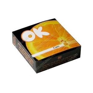 bao cao su, Bao Cao Su OK VN - mùi cam
